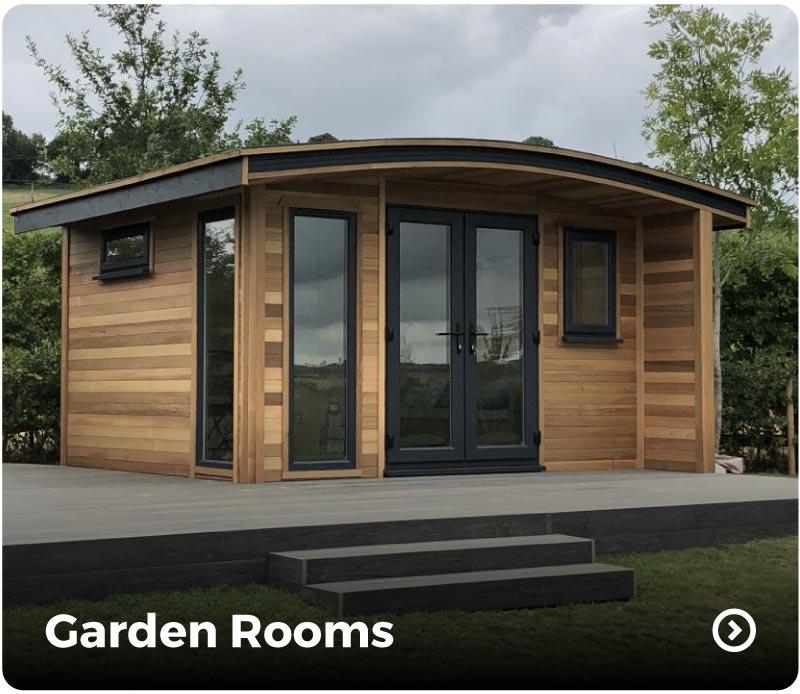 Omco Garden Rooms Northern Ireland